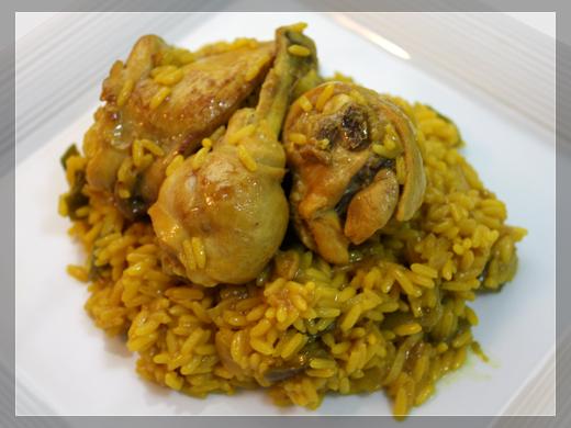 Recetas MaziusMa » Blog Archive » Arroz con pollo